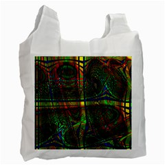 Hot Hot Summer D Recycle Bag (One Side)