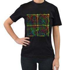 Hot Hot Summer D Women s T-Shirt (Black)