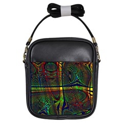 Hot Hot Summer D Girls Sling Bags
