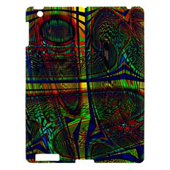 Hot Hot Summer D Apple iPad 3/4 Hardshell Case