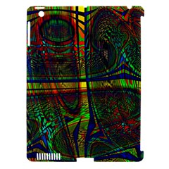 Hot Hot Summer D Apple iPad 3/4 Hardshell Case (Compatible with Smart Cover)