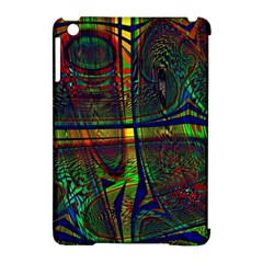 Hot Hot Summer D Apple iPad Mini Hardshell Case (Compatible with Smart Cover)