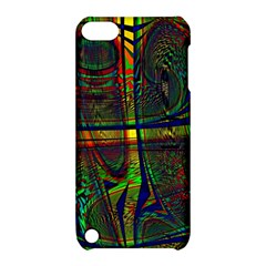 Hot Hot Summer D Apple iPod Touch 5 Hardshell Case with Stand