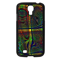 Hot Hot Summer D Samsung Galaxy S4 I9500/ I9505 Case (Black)