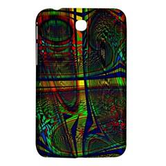 Hot Hot Summer D Samsung Galaxy Tab 3 (7 ) P3200 Hardshell Case