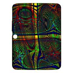 Hot Hot Summer D Samsung Galaxy Tab 3 (10.1 ) P5200 Hardshell Case