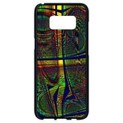 Hot Hot Summer D Samsung Galaxy S8 Black Seamless Case