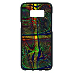 Hot Hot Summer D Samsung Galaxy S8 Plus Black Seamless Case