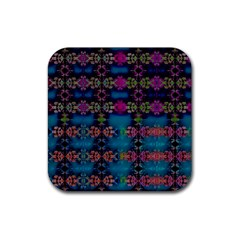 Garden Drink Coasters 4 Pack (Square)