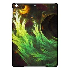 A Seaweed s DeepDream of Faded Fractal Fall Colors iPad Air Hardshell Cases