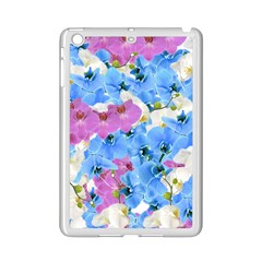 Tulips Flower Pattern iPad Mini 2 Enamel Coated Cases