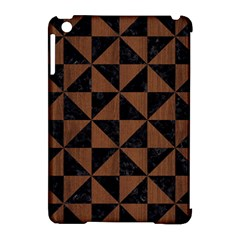 TRI1 BK-MRBL BR-WOOD Apple iPad Mini Hardshell Case (Compatible with Smart Cover)