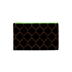 TIL1 BK-MRBL BR-WOOD Cosmetic Bag (XS)