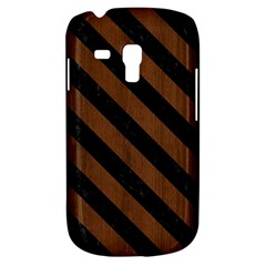 STR3 BK-MRBL BR-WOOD (R) Galaxy S3 Mini