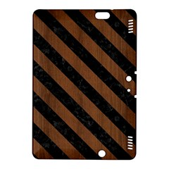 STR3 BK-MRBL BR-WOOD (R) Kindle Fire HDX 8.9  Hardshell Case