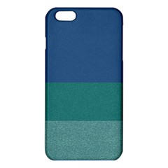 Blue Gradient Glitter Texture Pattern  Iphone 6 Plus/6s Plus Tpu Case