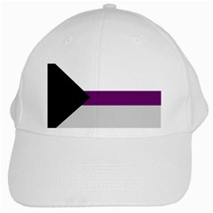 Demisexual White Cap