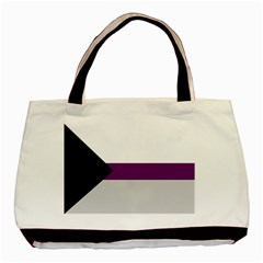 Demisexual Basic Tote Bag (Two Sides)