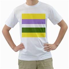 Deminonbinary Men s T-Shirt (White)