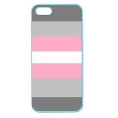 Demigirl Apple Seamless Iphone 5 Case (color)