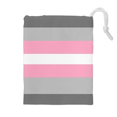 Demigirl Drawstring Pouches (Extra Large)