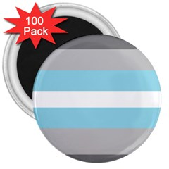 Demiboy 3  Magnets (100 pack)