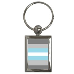 Demiboy Key Chains (Rectangle)
