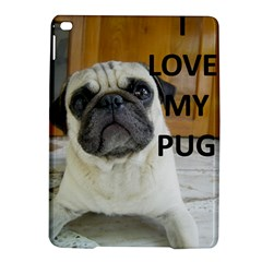Pug Love W Picture iPad Air 2 Hardshell Cases