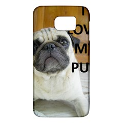 Pug Love W Picture Galaxy S6