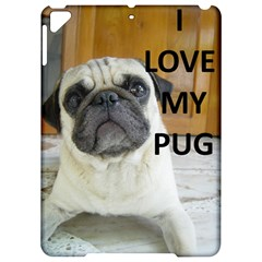 Pug Love W Picture Apple iPad Pro 9.7   Hardshell Case