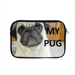 Pug Love W Picture Apple MacBook Pro 15  Zipper Case