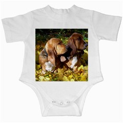 2 Bassets Infant Creepers