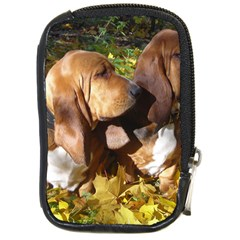 2 Bassets Compact Camera Cases