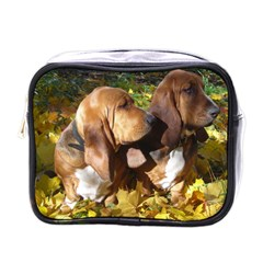 2 Bassets Mini Toiletries Bags