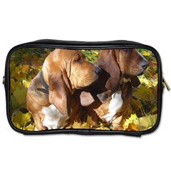 2 Bassets Toiletries Bags 2-Side
