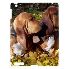 2 Bassets Apple iPad 3/4 Hardshell Case