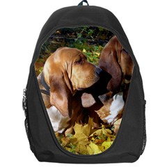2 Bassets Backpack Bag