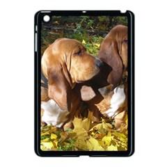 2 Bassets Apple iPad Mini Case (Black)