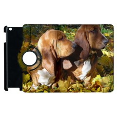 2 Bassets Apple iPad 2 Flip 360 Case
