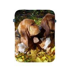 2 Bassets Apple iPad 2/3/4 Protective Soft Cases