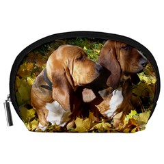 2 Bassets Accessory Pouches (Large)