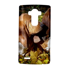 2 Bassets LG G4 Hardshell Case