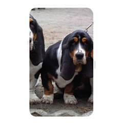 3 Basset Hound Puppies Memory Card Reader