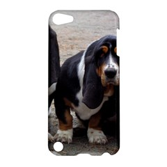 3 Basset Hound Puppies Apple iPod Touch 5 Hardshell Case