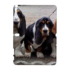 3 Basset Hound Puppies Galaxy Note 1