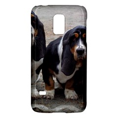 3 Basset Hound Puppies Galaxy S5 Mini