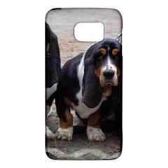 3 Basset Hound Puppies Galaxy S6