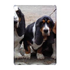 3 Basset Hound Puppies Apple iPad Pro 10.5   Hardshell Case