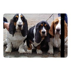 3 Basset Hound Puppies Apple iPad Pro 10.5   Flip Case