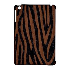 SKN4 BK-MRBL BR-WOOD (R) Apple iPad Mini Hardshell Case (Compatible with Smart Cover)